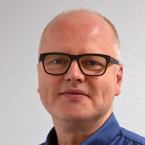 Ron  van der Heijden, Sales Specialist Dry Eyes at Simovision